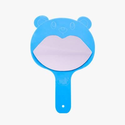Espelho urso azul